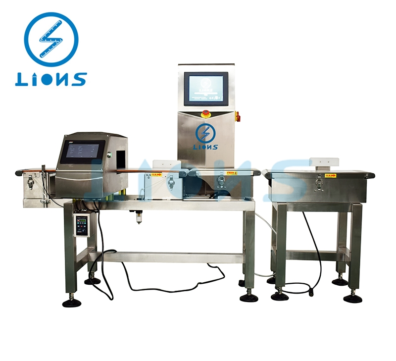 LEJCW220-01 Gold inspection and reinspection all-in-one machine