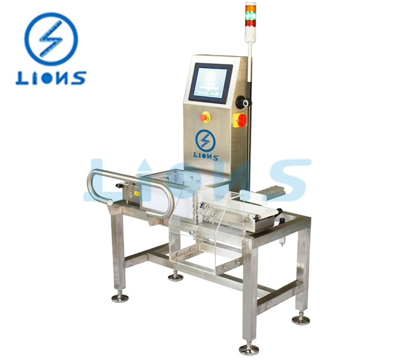 LECW130X01 Automatic check weigher
