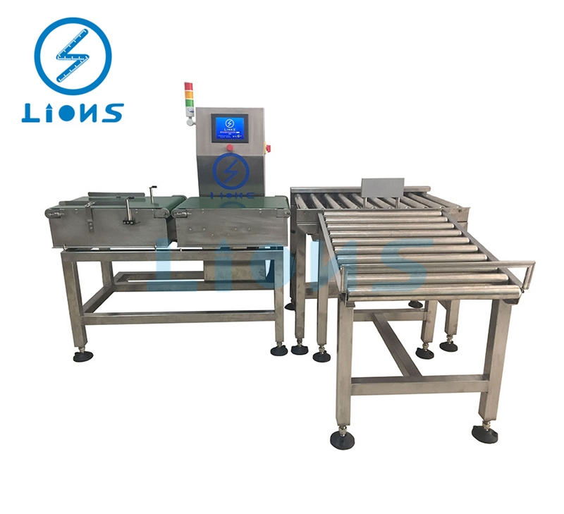 LECW400D04 Case with weighing machine
