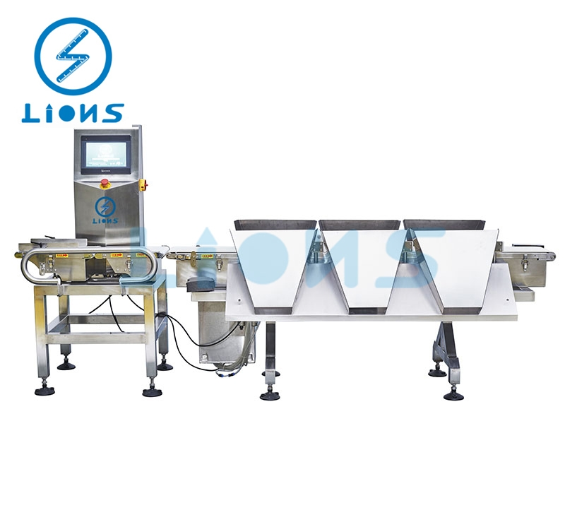 LECWFX220-6D Automatic sorting machine